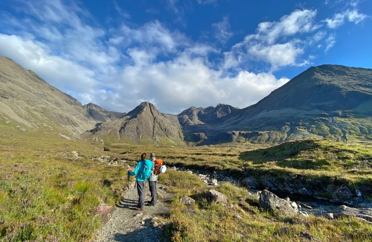 Mountaineering courses & guiding trips